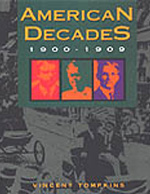 American Decades 1900-1909 book cover