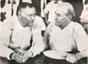 Clarence Darrow and William Jennings Bryan