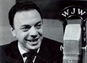 Disc jockey Alan Freed