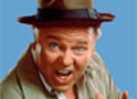 Carol O'Conner as Archie Bunker