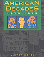 American Decades 1970-1979 book cover
